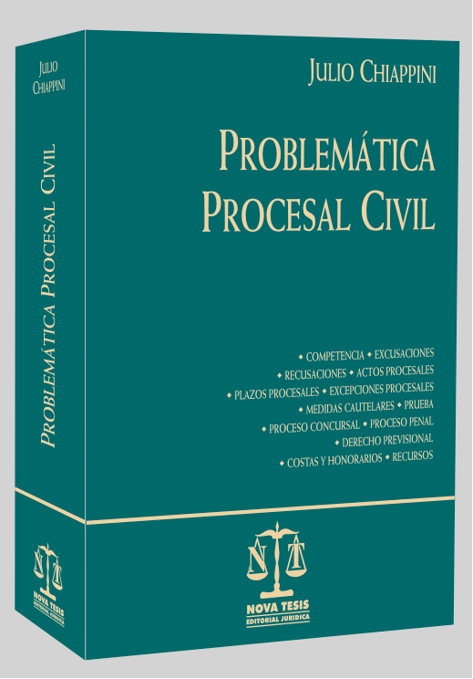 Problem�tica Procesal Civil