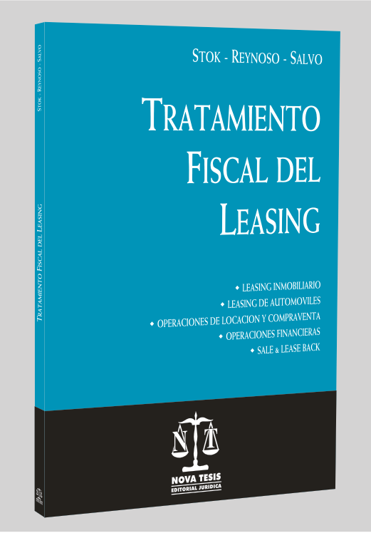 Tratamiento fiscal del leasing
